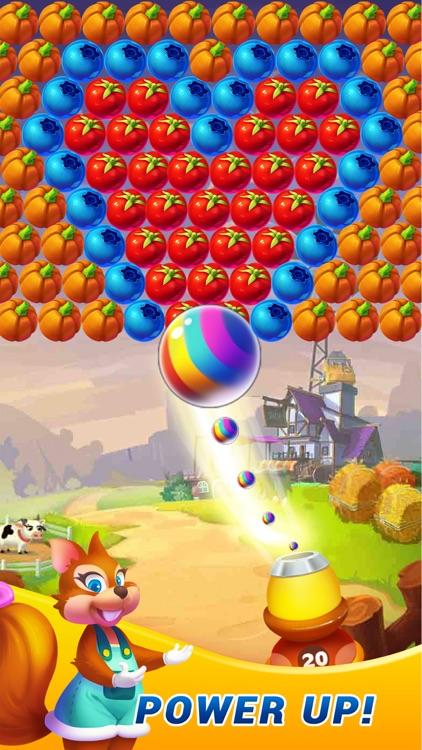 Bubble Story: Bubble Shooter 3 screenshot-4