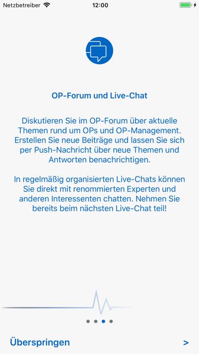 OP-Management App screenshot three