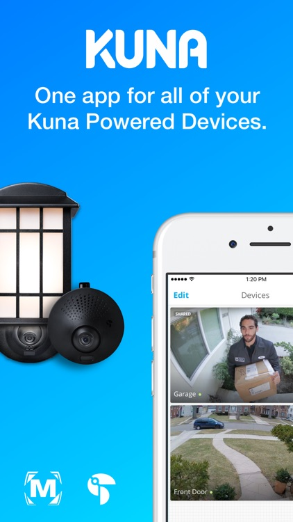 Kuna Smart Home Security