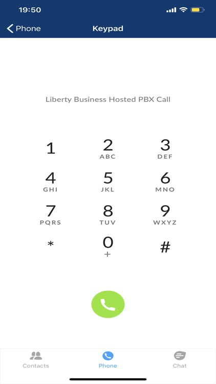 Liberty Business Hosted PBX screenshot-3