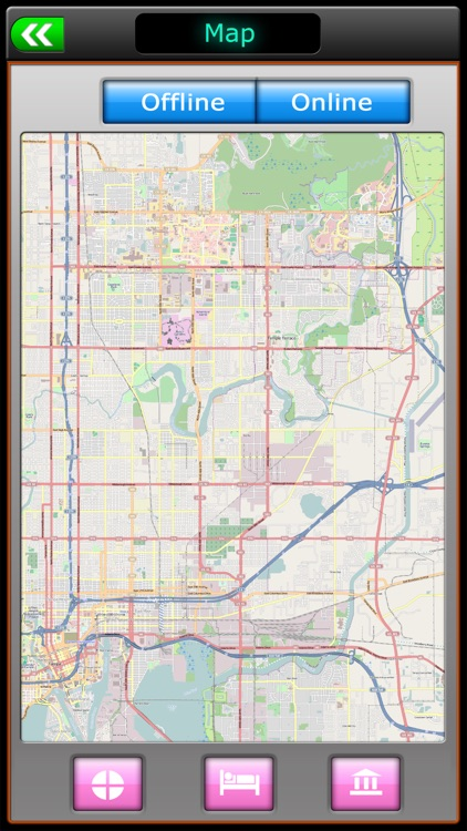 Tampa Offline Map City Guide screenshot-4