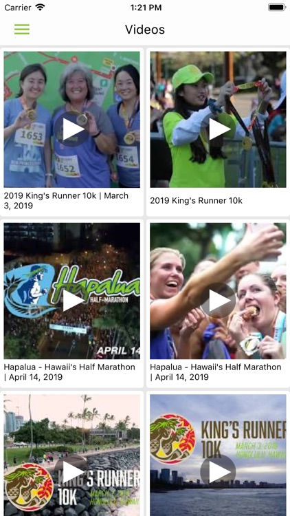 Honolulu Marathon Events screenshot-4