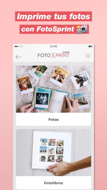 FotoSprint - Imprime tus fotos screenshot-0