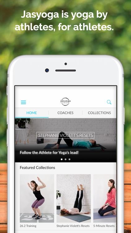 Jasyoga - Yoga for Athletes