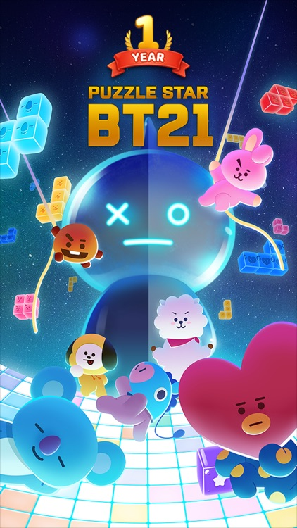 PUZZLE STAR BT21 screenshot-0