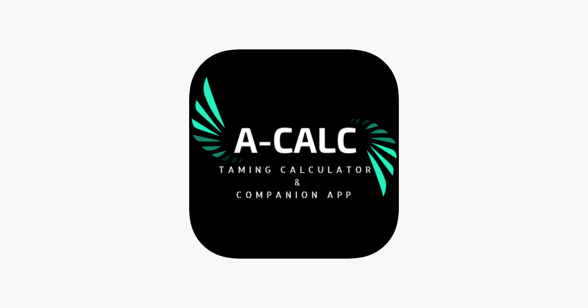A Calc For Ark Survival Evolve On The App Store