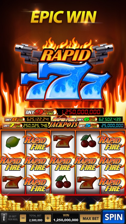 Casino Slots - Slots of Vegas