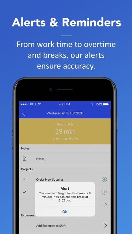 Boomr - Employee Time Tracking screenshot-4