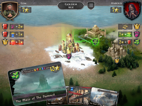 Tides of Time: The Board Gameのおすすめ画像8