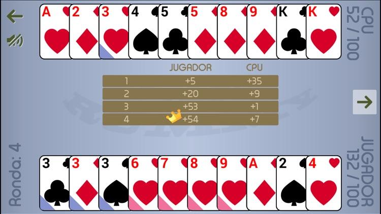 Gin Rummy: card game screenshot-6