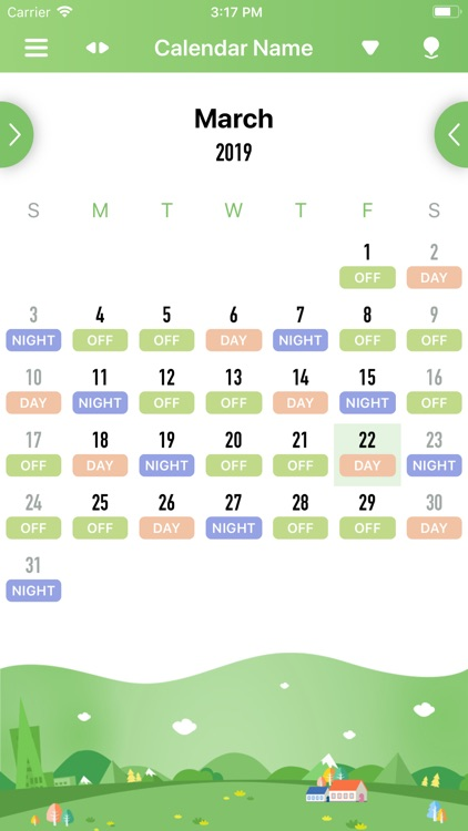 ShiftCal - Shift Calendar screenshot-0