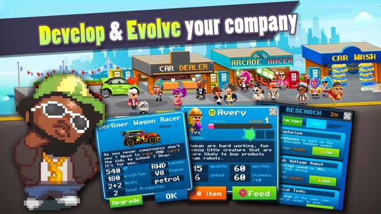 Motor World: Car Factory screenshot-3