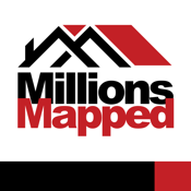 Millions Mapped Real Estate icon