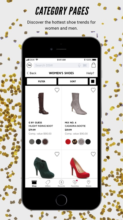 DSW Designer Shoe Warehouse screenshot-3