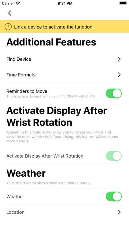 iTouch Wearables screenshot-8