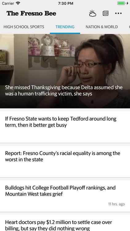 Fresno Bee News screenshot-4