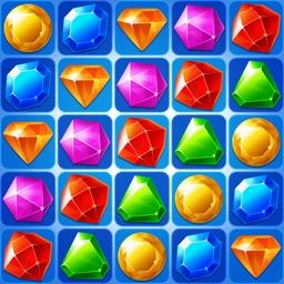 Jewel Adventure - Match 3 Game