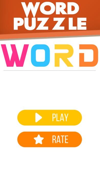 Brain Word Puzzle screenshot 1