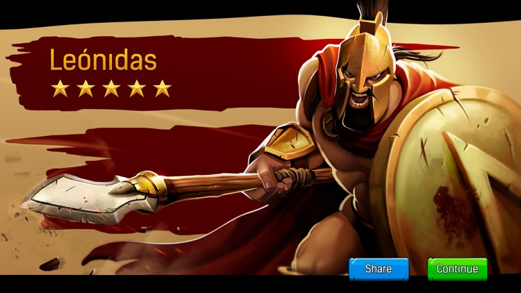 Gladiator Heroes Clash screenshot-4