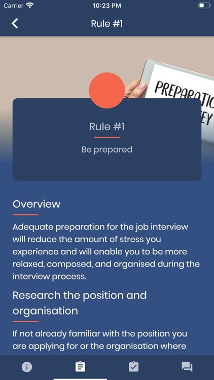 Interview Success for Nurses screenshot-3