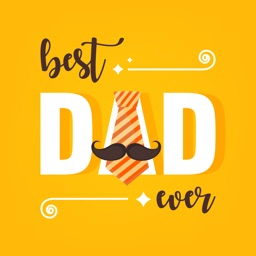 Funny Father's Day Stickers