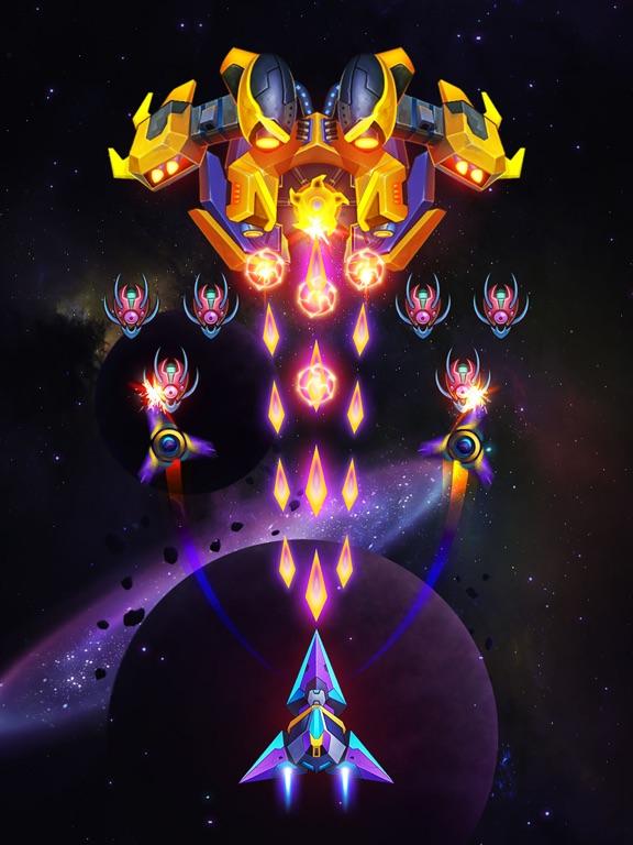 Galaxy Invaders: Alien Shooterのおすすめ画像2