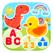 幼儿英语字母ABC、颜色、数字和形状