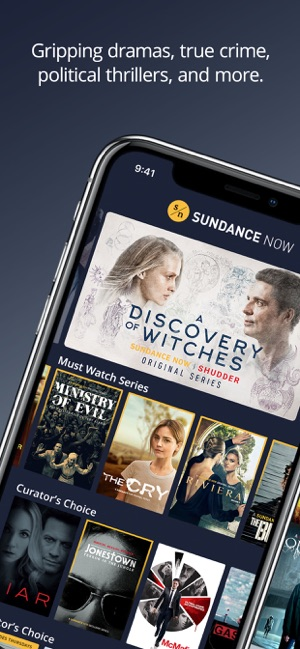 Sundance Now: Films & Series on the App Store