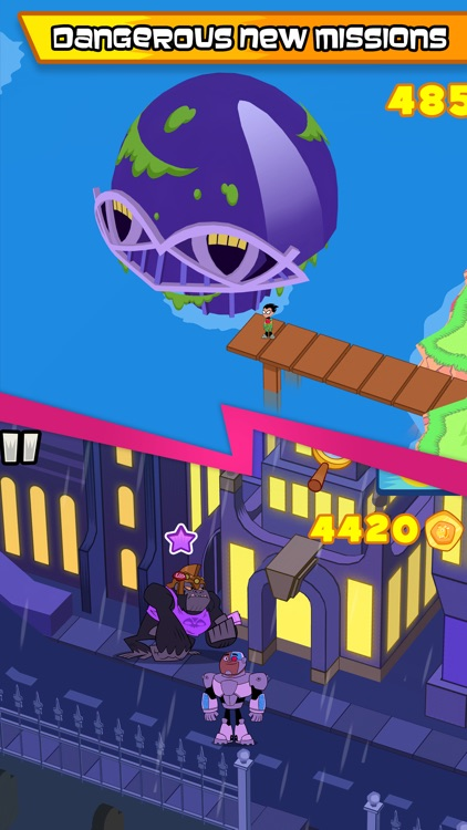 Teen Titans Go! Figure screenshot-3