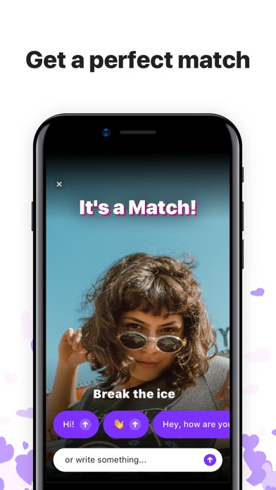 Hily – Dating App for Singles Screenshot