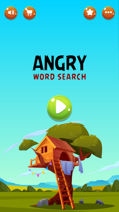 Angry Word For Birds screenshot 1