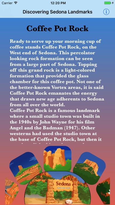 Discovering Sedona Landmarksのおすすめ画像1