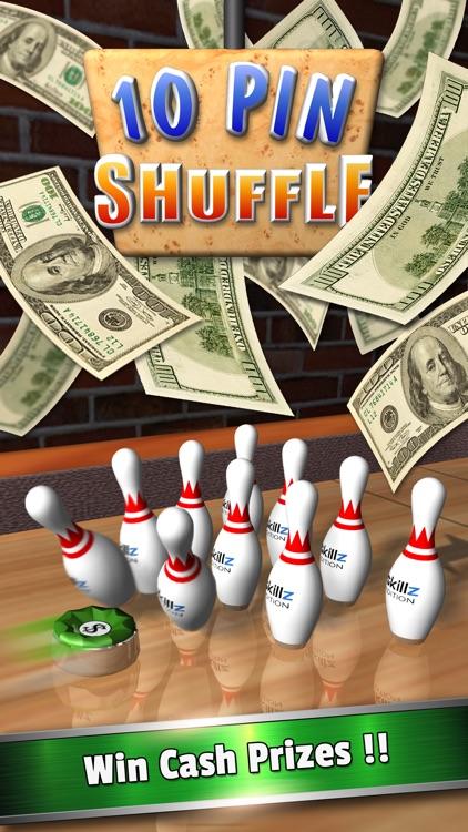 10 Pin Shuffle Tournaments screenshot-0