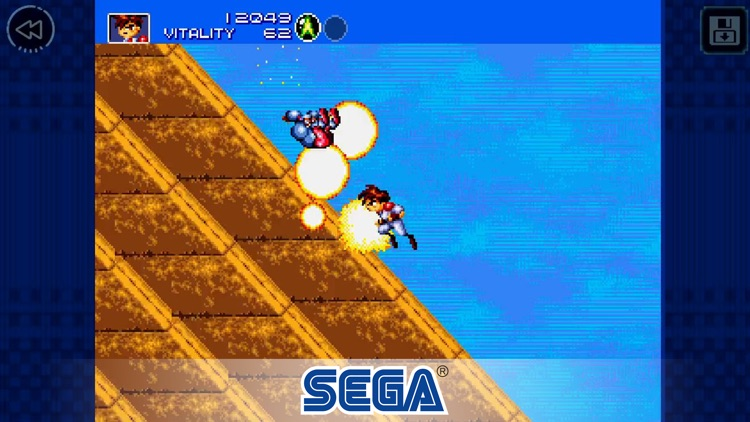 Gunstar Heroes Classic screenshot-3