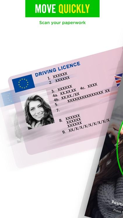 Europcar - Car & Van Hire screenshot-3