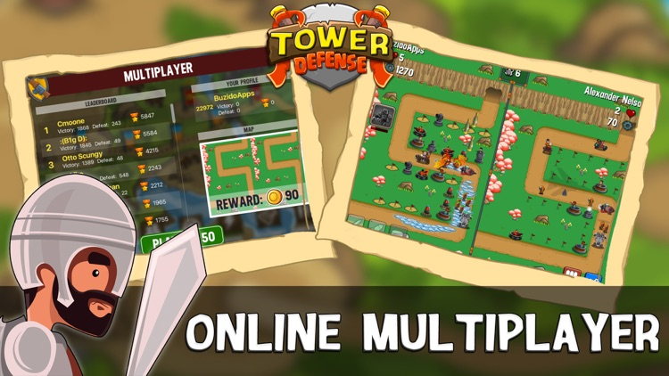 Desktop Tower Defense! screenshot-3