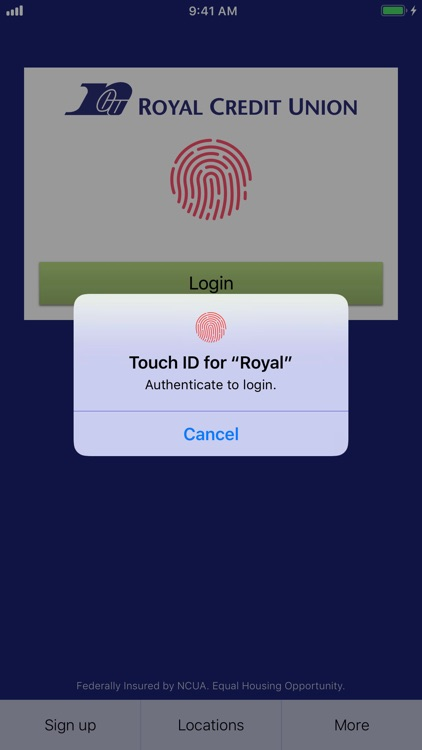 Royal Credit Union screenshot-0