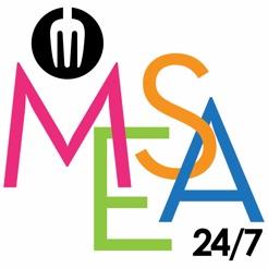 MESA 24/7 Restaurants Near Me on the App Store