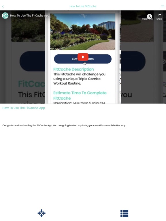 FitCache screenshot 5