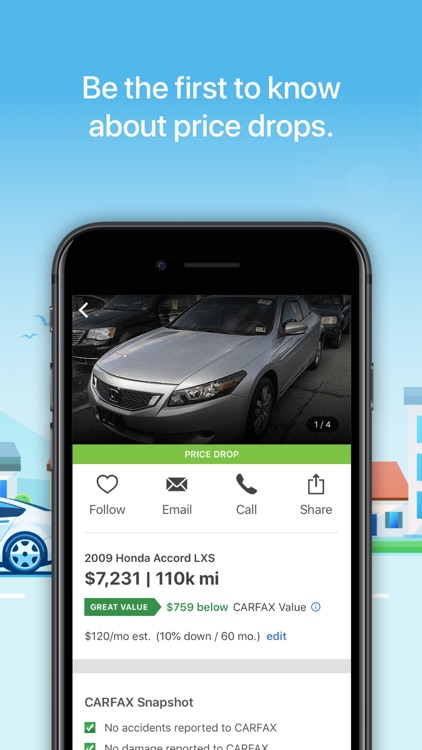 CARFAX Find Used Cars for Sale screenshot-3