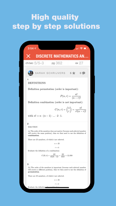 download Slader Math Homework Answers apps 3