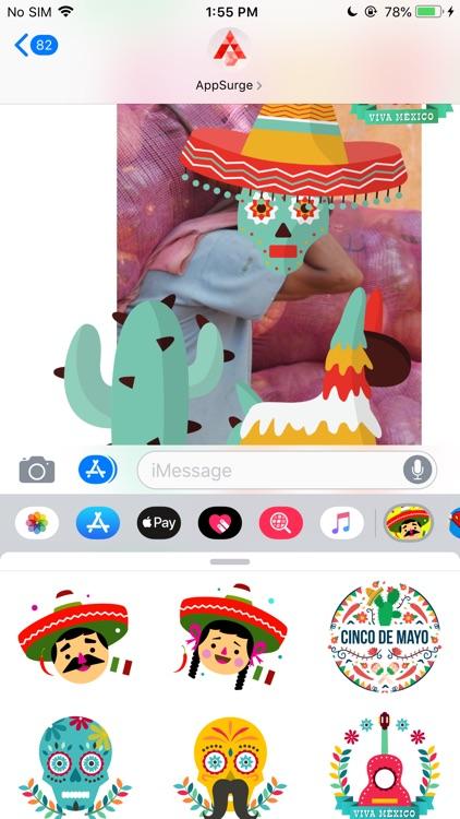 Cinco de Mayo Mexican Pride screenshot-4