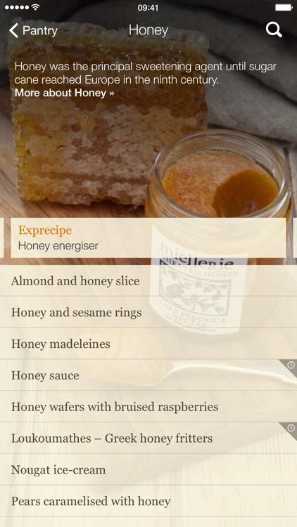 Complete Cook's Companion App screenshot-3