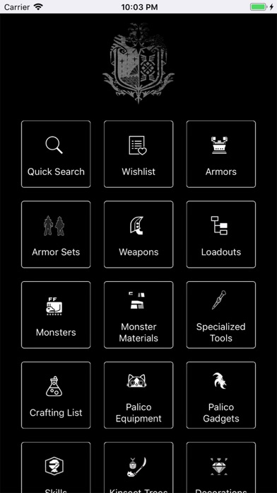 MHW Guide Wiki Companion by Nicholas Lie (iOS, United States
