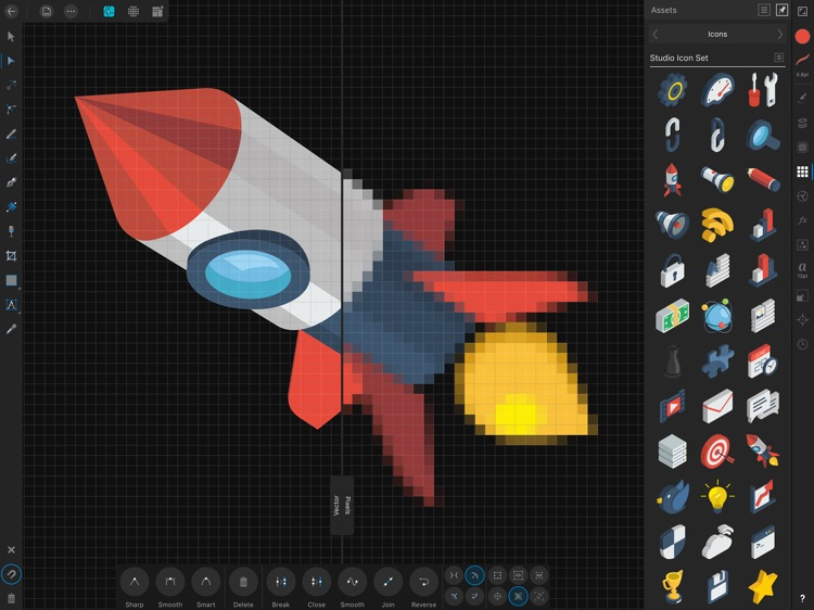 Affinity Designer screenshot-8