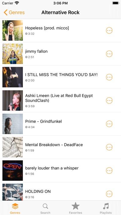 Great Musil - New musi app