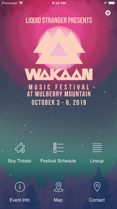 点击获取Wakaan Festival