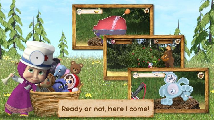 Masha and the Bear: Toy doctor screenshot-4
