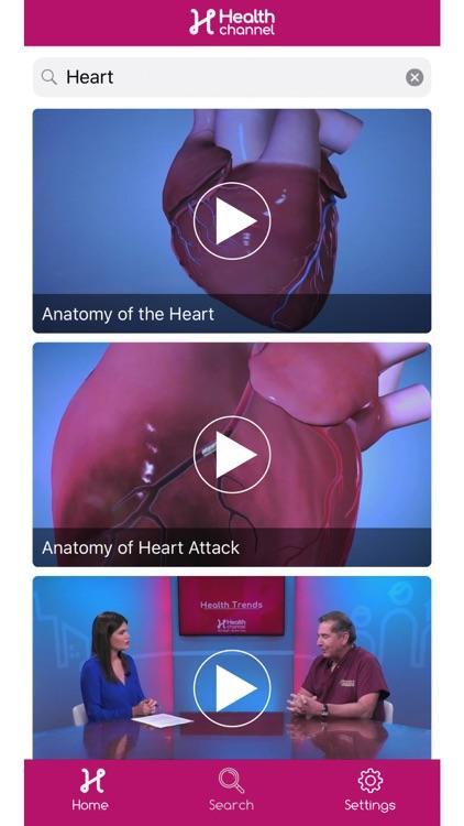 The Health Channel screenshot-4