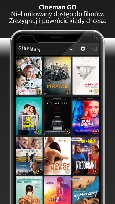 Cineman screenshot 3